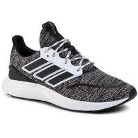 Adidas Buty - energyfalcon ee9856 cblack/cblack/ftwwht