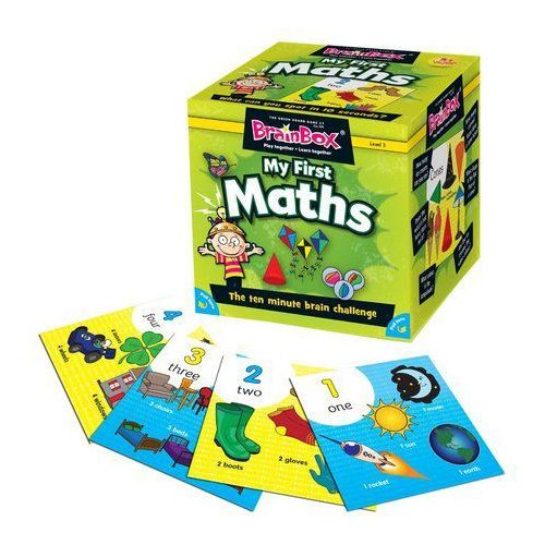 BrainBox My First Maths