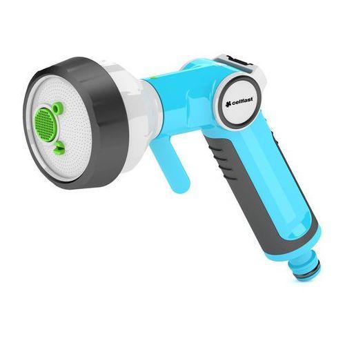 Cellfast Zraszacz pistoletowy 4-funkcyjny ergo