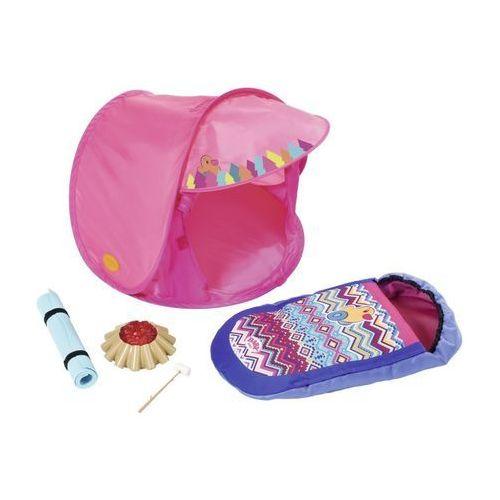 Baby born zestaw campingowy z namiotem - marki Zapf