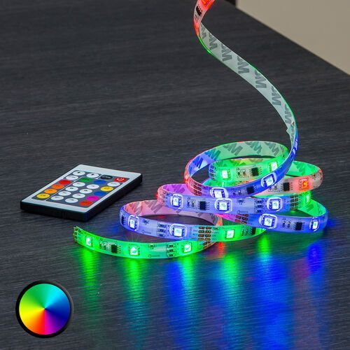 Nino leuchten Elastyczna cyfrowa taśma led rgb thalis (4048194029281)