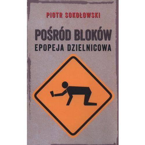 Pośród bloków - Piotr Sokołowski (104 str.)
