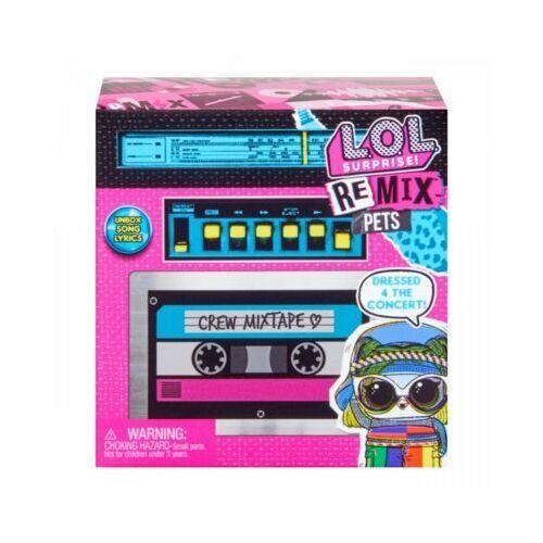 Figurka L.O.L. Surprise Remix Pets 1 sztuka