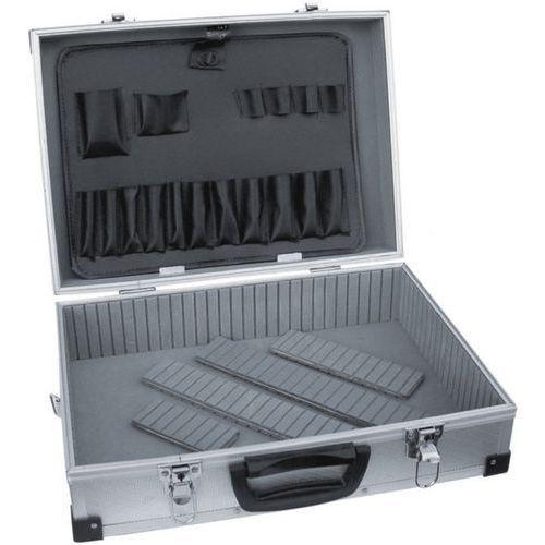 Walizka narzędziowa DEDRA N0001 aluminiowa