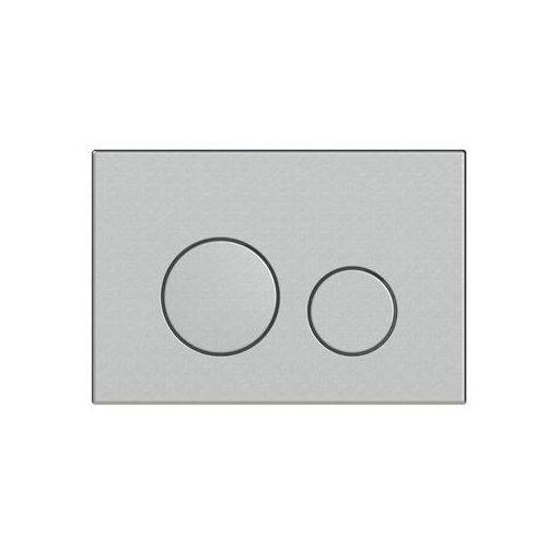 Przycisk spłukujący do stelaża M11 SATYNA chrom matowy KK-POL