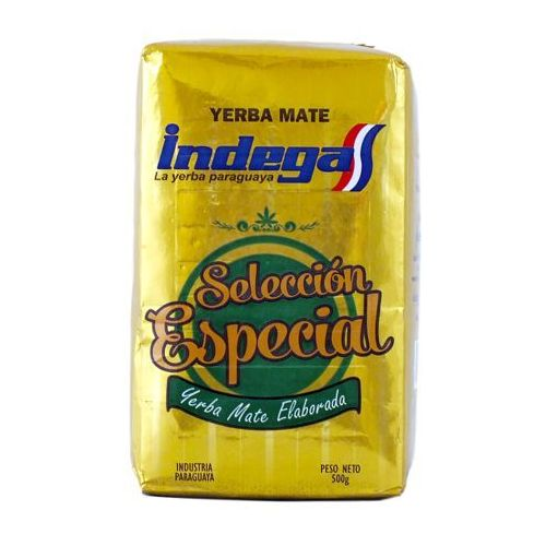 YERBA MATE 500g INDEGA Especial (7840045018621)
