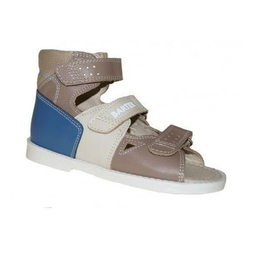 Sandały profilaktyczne  86804-y90 wyprodukowany przez Bartek