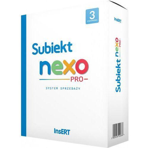 SUBIEKT NEXO PRO - 3 STANOWISKA (5907616102836)