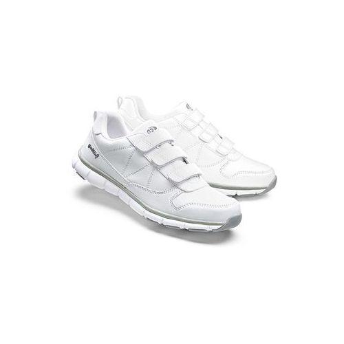 Sneakersy Brütting bonprix biały, 1 rozmiar