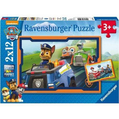 Tm toys Puzzle psi patrol w akcji 2x12 (4005556075911)
