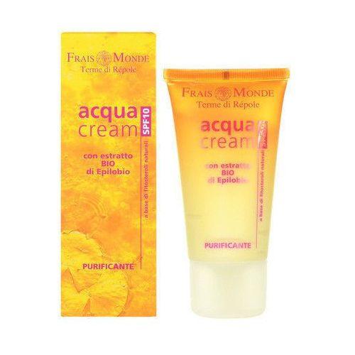 Frais Monde Acqua Face Cream Purifying SPF10 50ml W Krem do twarzy do skóry tłustej, kup u jednego z partnerów