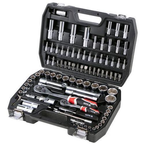 Yato Zestaw narzędziowy 94 częsci yt-1268 - odbiór w 2000 punktach - salony, paczkomaty, stacje orlen (5906083912689)