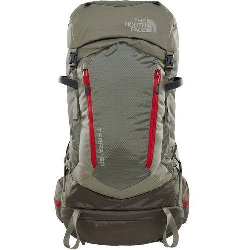 The North Face Terra 50 Plecak oliwkowy L/XL 2018 Plecaki turystyczne
