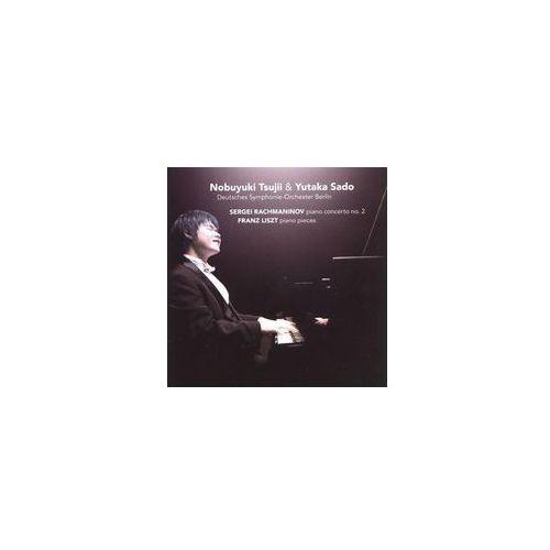 Sergei rachmaninov: piano concerto no. 2 / franz liszt: piano pieces marki Challenge classics