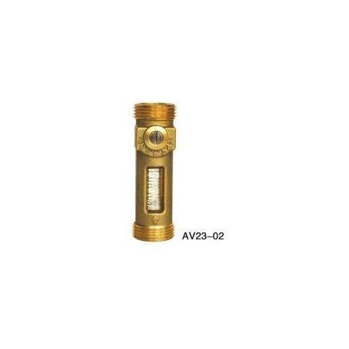 Rotametr (regulator przepływu) AKE AV23-02 (5902734700919)
