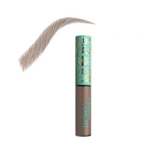 Neve cosmetics Naturalny tusz do stylizacji brwi brow model london ash 3ml (8056039734197)