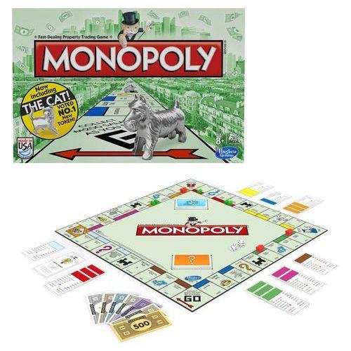 Monopoly - Hasbro - produkt z kategorii- Gry dla dzieci