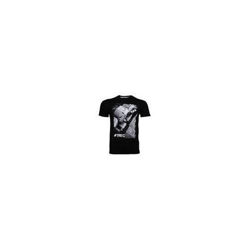 """Trec Wear TW T-Shirt 032 """"DUMBBEL"""" BLACK 1szt"""