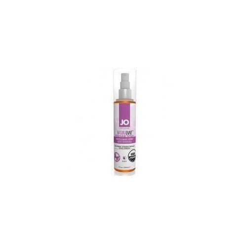Spray odświeżający dla kobiet - System JO NaturaLove Organic Feminine Spray 120 ml, SY060A