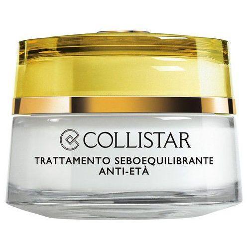 krem przeciwzmarszczkowy regulujący poziom sebum 50 ml - collistar od producenta Collistar