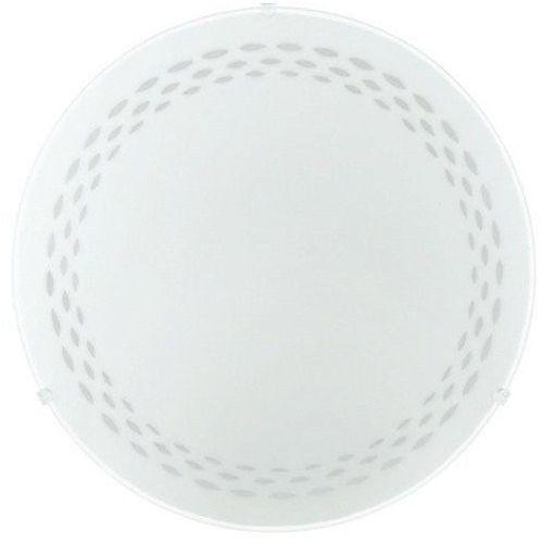 Plafon Eglo Twister 82886 lampa sufitowa 1x60W E27 biały (9002759828868)