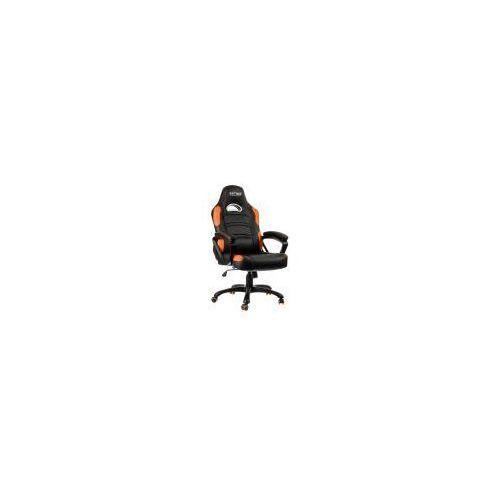Nitro concepts Fotel  c80 comfort, czarno-pomarańczowy (nc-c80c-bo) darmowy odbiór w 20 miastach!
