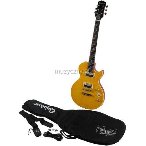Epiphone lp slash special ii outfit gitara elektryczna zestaw