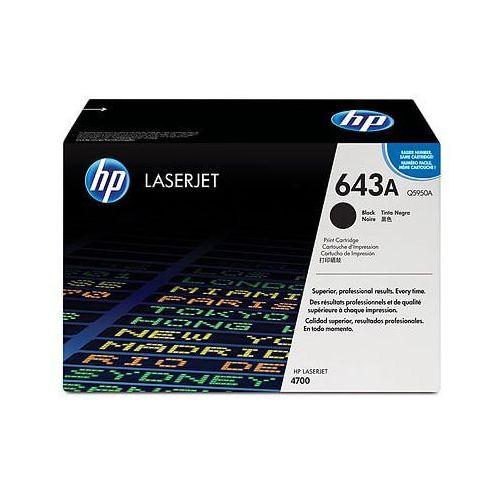 Toner oryginalny 643a czarny do hp color laserjet 4700 n - darmowa dostawa w 24h marki Hewlett packard