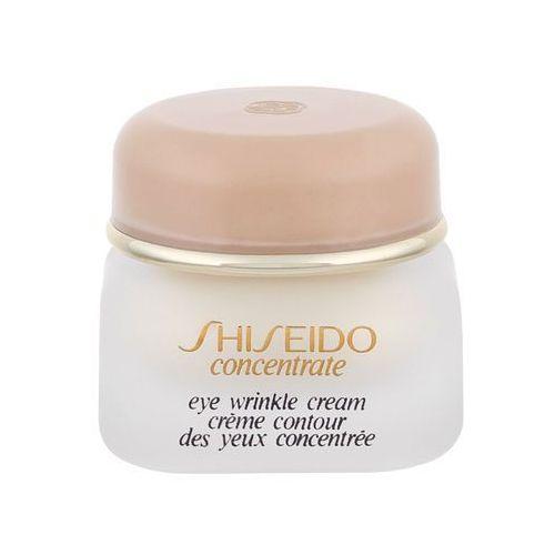 Shiseido concentrate krem przeciwzmarszczkowy do okolic oczu (eye wrinkle cream) 15 ml