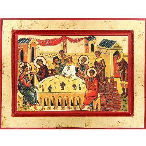 Produkt grecki Ikona wesele w kanie galilejskiej