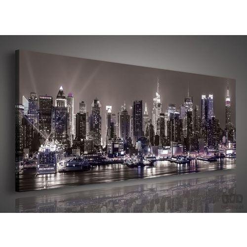 Obraz Czarno-biały Manhattan PP513O3