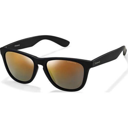 Polaroid Okulary Przeciwsłoneczne P8443A.9CA Black, kolor żółty