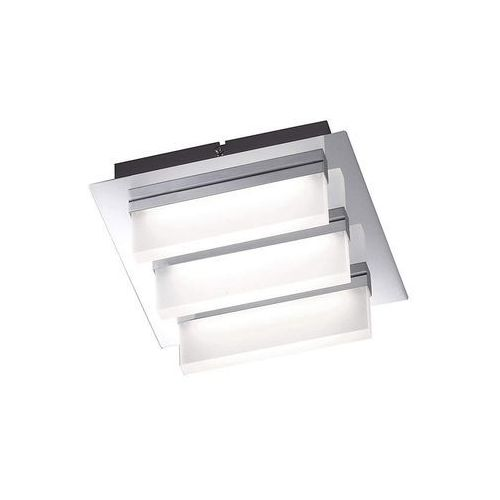 Honsel Sporto lampa sufitowa LED Chrom, 3-punktowe