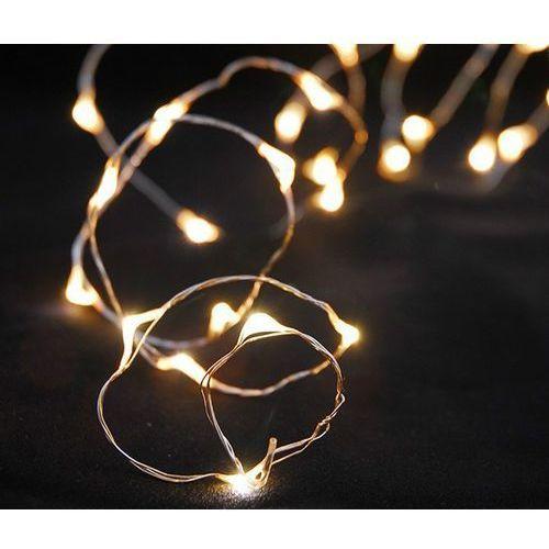 Kropelki łezki na choinkę lampki choinkowe LED