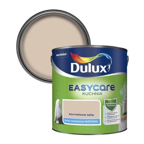 Farba easycare kuchnia karmelowe latte 2,5 l marki Dulux