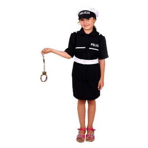 Strój policjantka - 110/116 marki Gama ewa kraszek