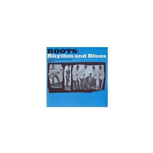Folkways records Roots: rhythm & blues / var