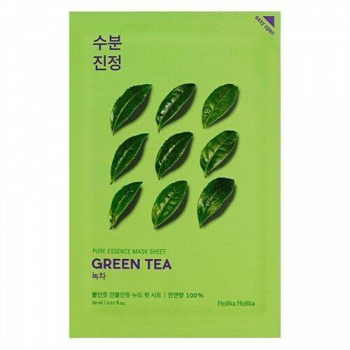 Holika holika pure essence mask sheet green tea 23ml