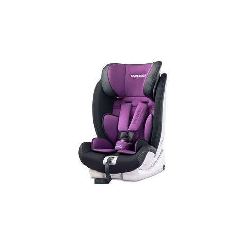 Fotelik samochodowy VolanteFix IsoFix 9-36kg Caretero (fioletowy), volantefix purple