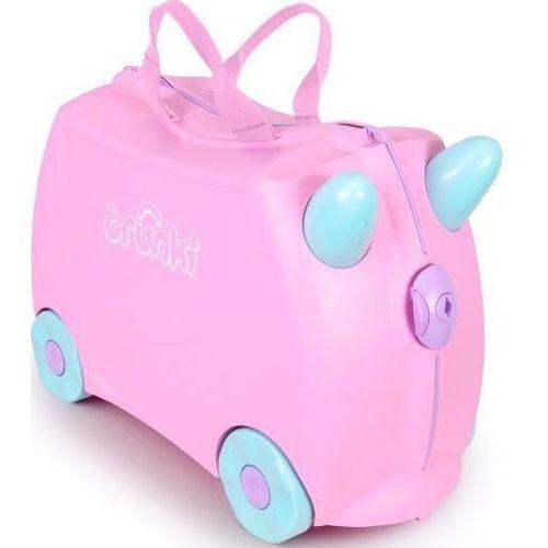 Trunki - walizeczki i akcesoria Walizeczka trunki jeżdżąca - różowy + darmowy transport! (5055192201679)