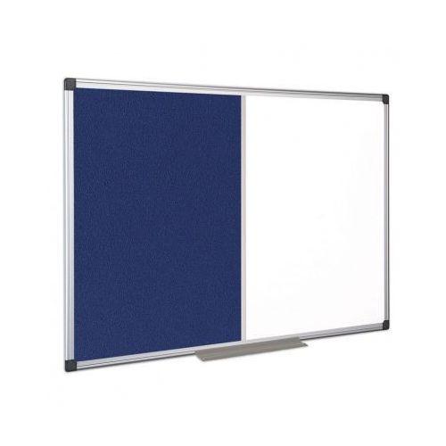 Tablica magnetyczno - tekstylna, 900x600 mm marki B2b partner