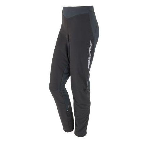spodnie rowerowe w black xl marki Sensor