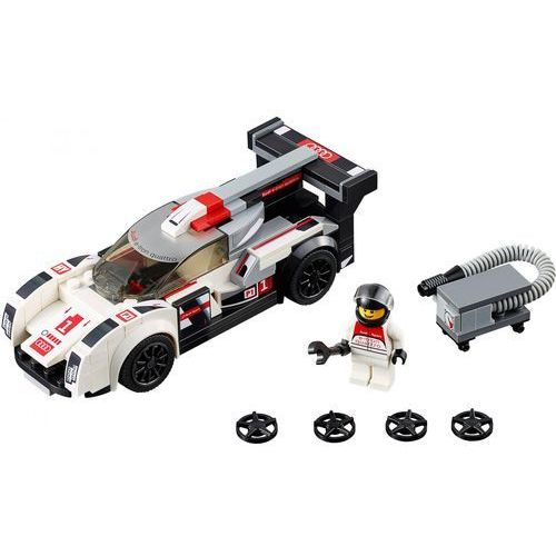 Zestawy Lego Speed Champions 75872 Audi R18 quattro