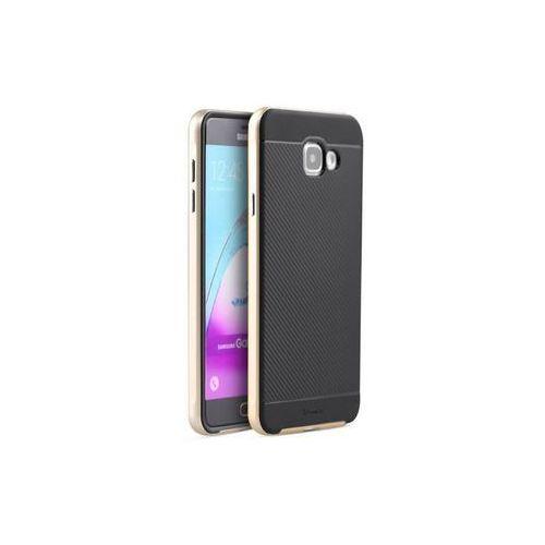 Obudowa iPaky Premium Hybrid Samsung Galaxy A5 2016 Złoty - Złoty (99999162)