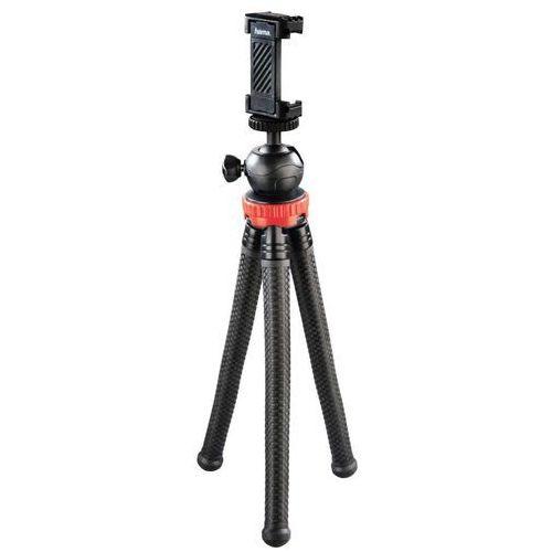 Hama Statyw flexpro 3w1 czerwony (4007249046086)