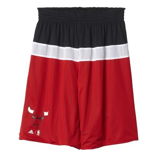 Spodenki  chicago bulls wntr hps revsho short - ap4873 marki Adidas