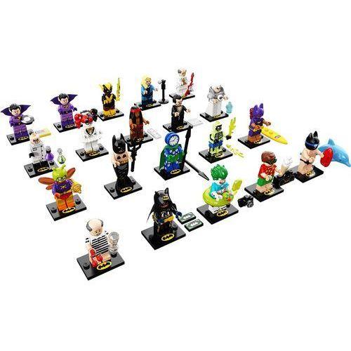 Lego MINIFIGURES Batman komplet 20 el. 71020