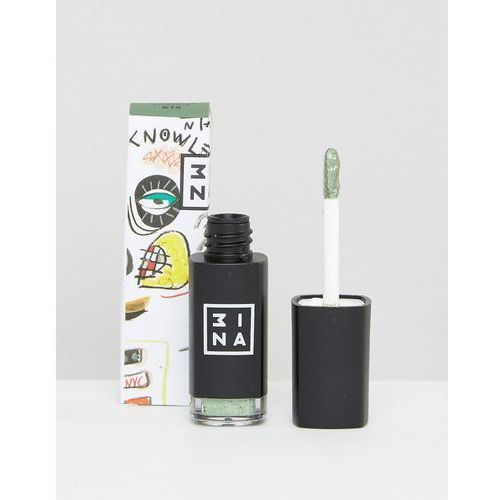 limited edition art freedom the longwear metallic lipstick - green marki 3ina