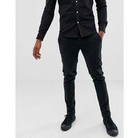 chino trousers in black - black, Kiomi