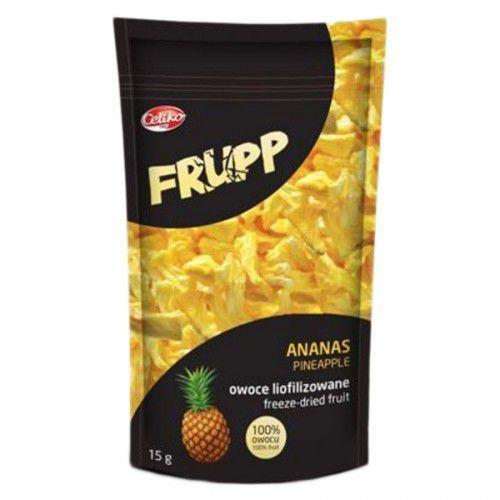 Ananas liofilizowany chrupiący 15g marki Celiko